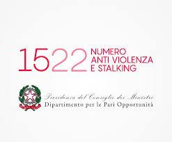 Numero verde antiviolenza e stalking – 1522